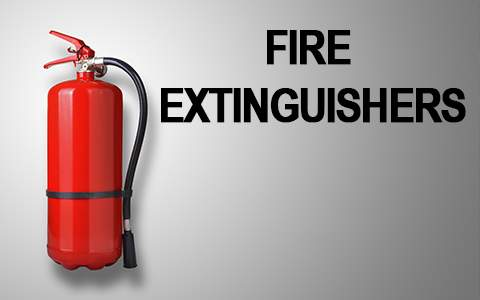 Type of Fire Extinguishers