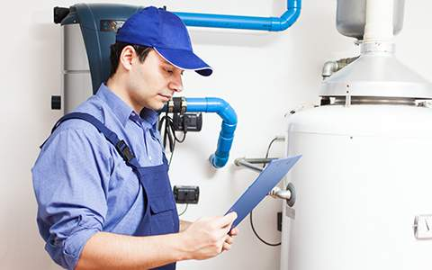 Hot Water Heater Types